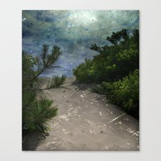 Rising Obscurity Canvas Print