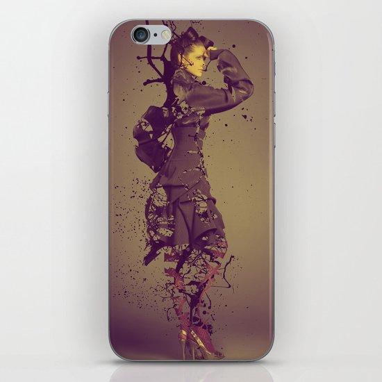 Beauty Obsolete iPhone & iPod Skin