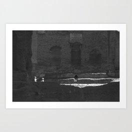 Caracalla Art Print