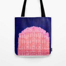 Hawa Mahal, Indian Palace of the winds Tote Bag