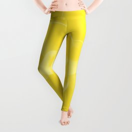 Succulent Plant Yellow Mellow Color #decor #society6 #buyart Leggings
