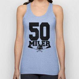 50 Miler Afloat Unisex Tank Top