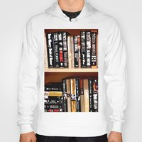 books Hoodies featuring Books by Regan's World