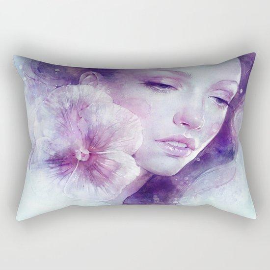 February Rectangular Pillow