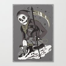 Mobile Death Squad Canvas Print