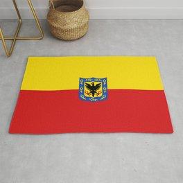 Flag of Bogota Rug
