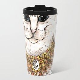 Norwegian Cat Travel Mug
