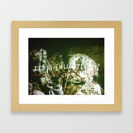 Relentless 2 Framed Art Print