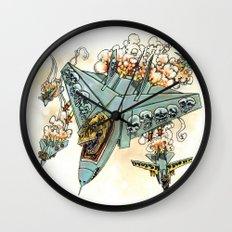 Tyrannosquadron Rex! Wall Clock