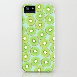 Kiwi slices iPhone Case