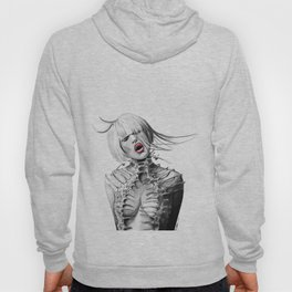Alternative Fashion Girl Hoody