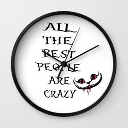All The Best Wall Clock