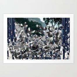 Existence Art Print