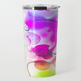 Art-Rain by Nico Bielow Travel Mug