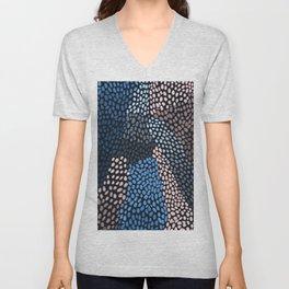 Deep ocean pattern Unisex V-Neck