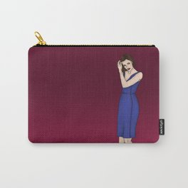 Dressed Up Simmons Carry-All Pouch
