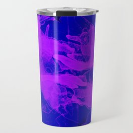 Microcosmos Violeta Travel Mug