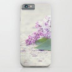C'est le temps des lilas iPhone 6s Slim Case