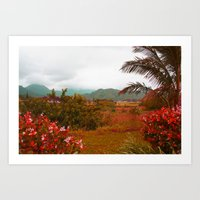 heaven Art Prints featuring Heaven by Kakel-photography