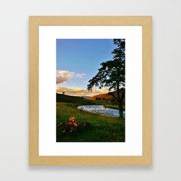 Riverside Framed Art Print