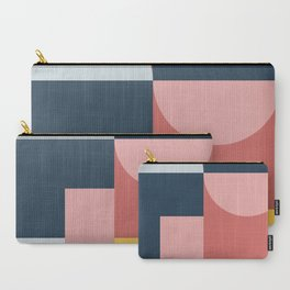 Abstract Geometric 05 Carry-All Pouch
