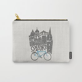 Oxford Cityscape Carry-All Pouch