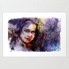 Brasilia PM Art Print