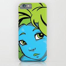 mermaid me happy iPhone 6s Slim Case