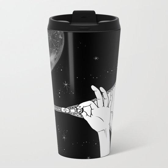 Good Night Metal Travel Mug