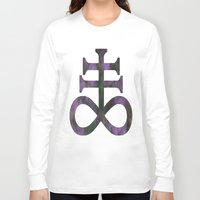 alchemy Long Sleeve T-shirts featuring Alchemy by Lucid Daydreamers