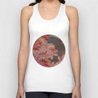 leah flores Tank Tops featuring Flores by MACACOSS