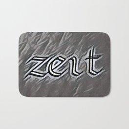 Zeit (Time) Bath Mat