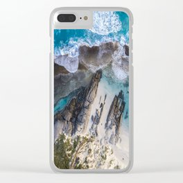 Esperance Castle Clear iPhone Case