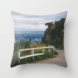 Lost City Boy Throw Pillow