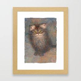 Busya Framed Art Print