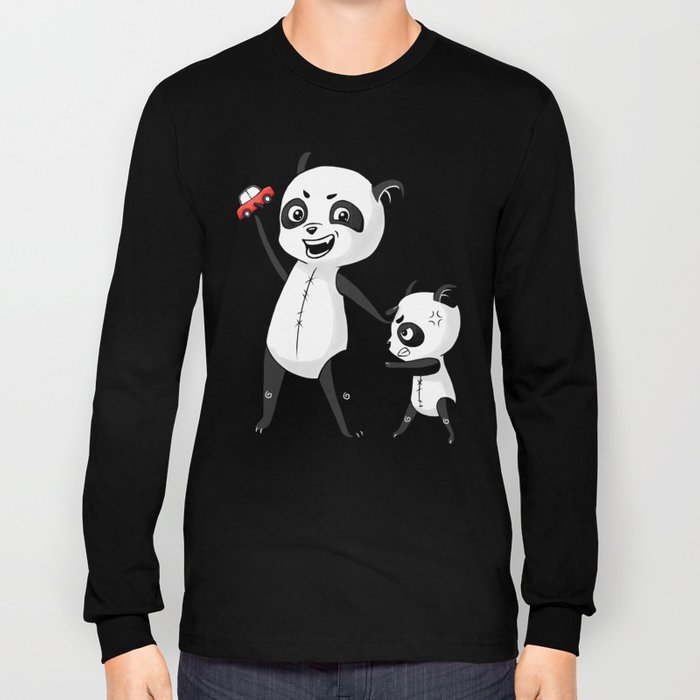 Panda Brothers Long Sleeve T-shirt
