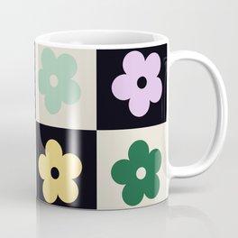 Bloom Check Multi Coffee Mug