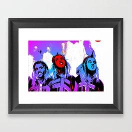 BOROROsens Framed Art Print