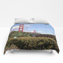 Golden Gate 3 Comforters