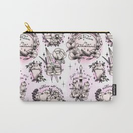Feminist Flash Sheet Carry-All Pouch