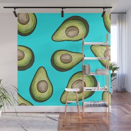 avocado Wall Mural