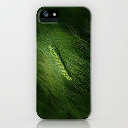 Getreide  iPhone Case