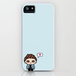 Pixel Liam Payne (One Direction) iPhone Case