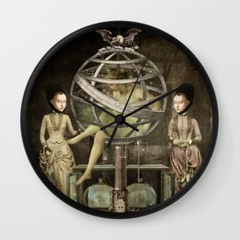 sCiEnCe aNd fiCtiOn Wall Clock