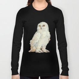 SnowOwl Long Sleeve T-shirt