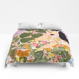 Botanical Lady Comforters