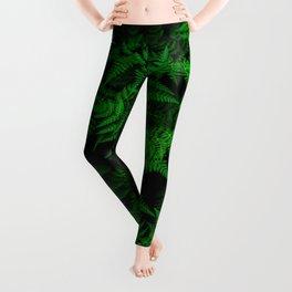 Green Nature Leggings