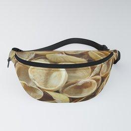 Pistachio shells Fanny Pack