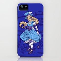 Steampunk Alice Slim Case iPhone SE