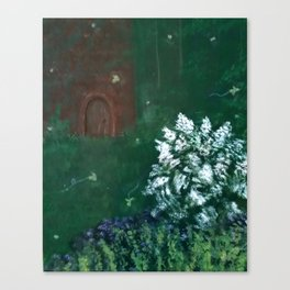 Faerie Woods Canvas Print